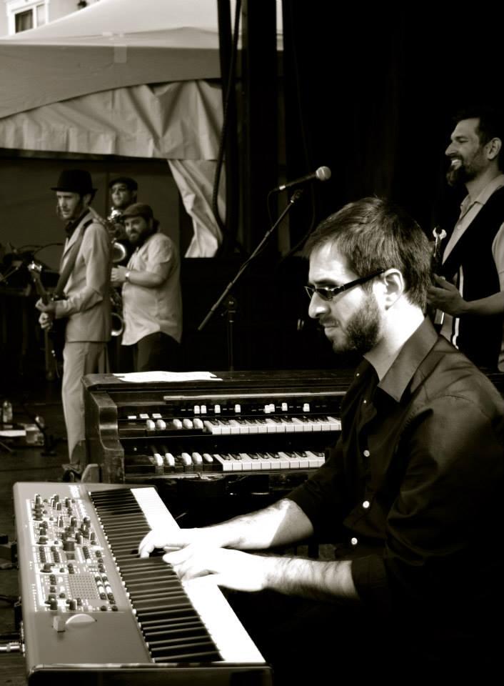 Dawn Tyler Watson - Ben Racine Band