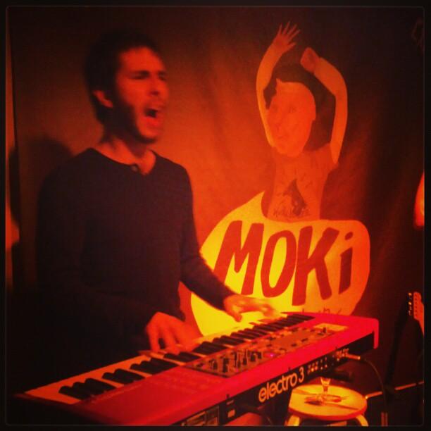 Moki Bar - Paris