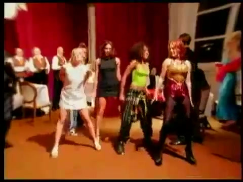 """Wannabe"" - The Spice Girls (Motiv8 Vocal Slam Radio Edit)"