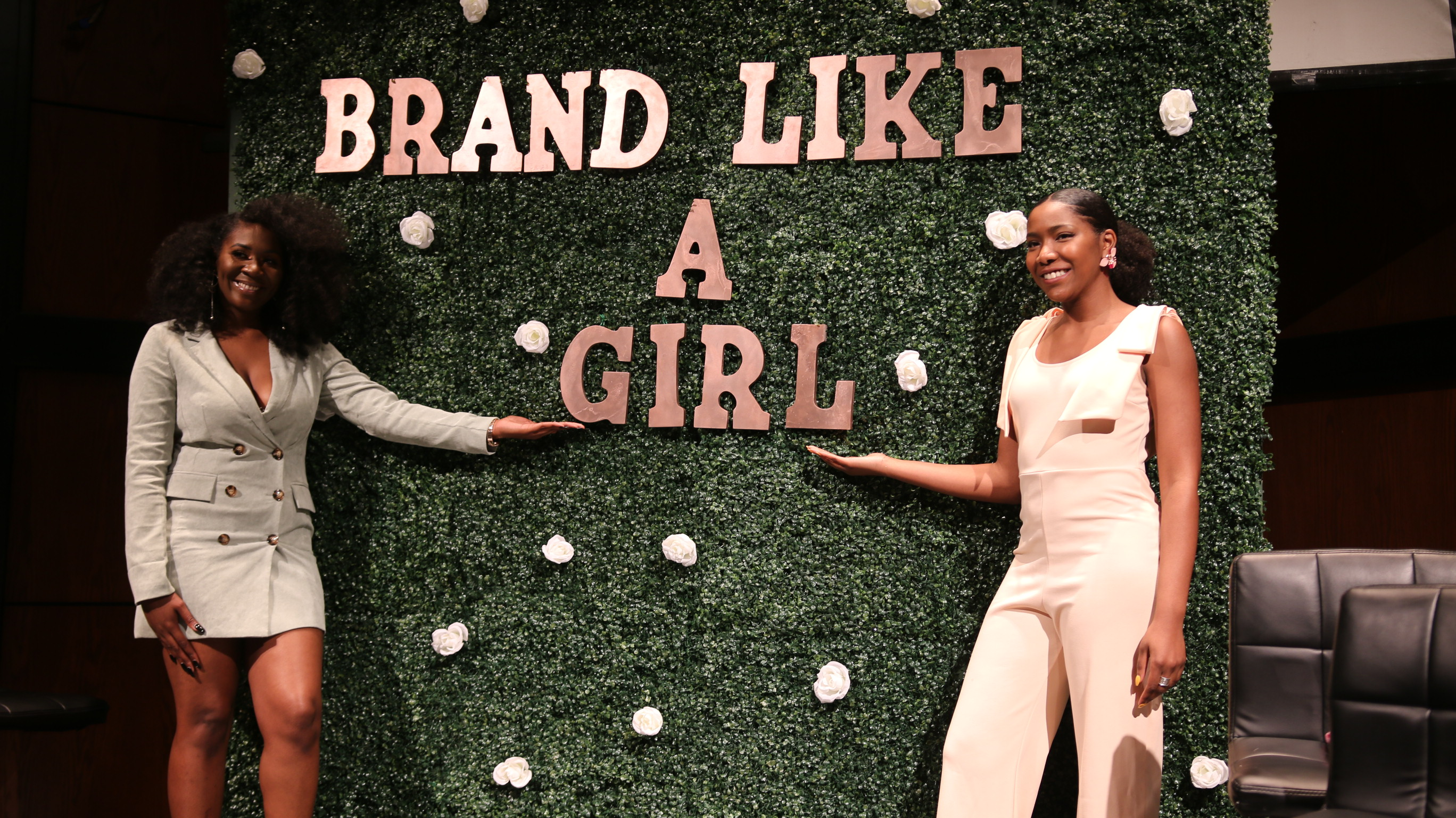 3rd Annual Brand Like A Girl, at Hampton U