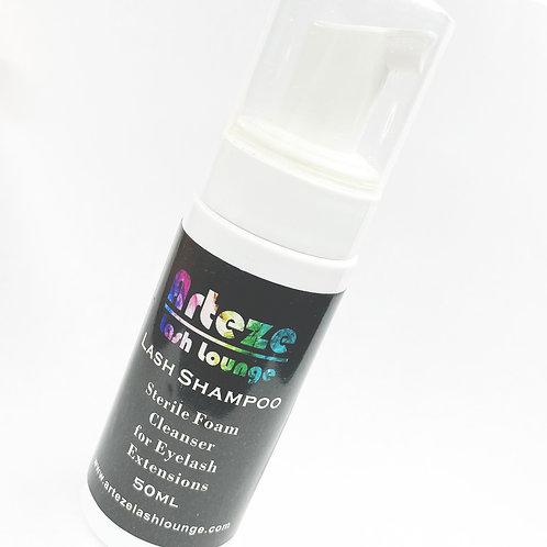 Sterile Foam Lash Shampoo / Make Up remover