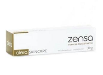 Zensa Numbing Cream - Lidocaine 5%