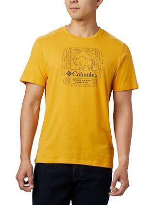 COLUMBIA M BLUFF MESA GRAPHIC TEE 1888873-790