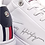 Thumbnail: TOMMY HILFIGER SIGNATURE LEATHER TOMMY CUPSOLE FW0FW05219-YBR