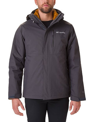 COLUMBIA ELEMENT BLOCKER II INTERCHANGE JACKET WO1229-013
