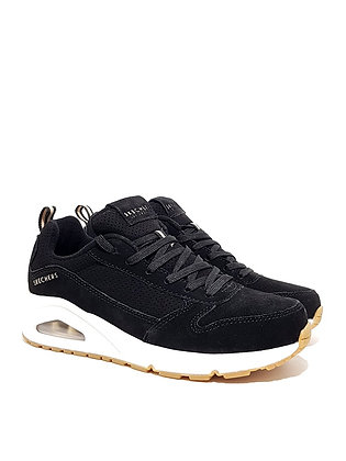 SKECHERS 73672/BLK STREET UNO-TWO FOR THE SHOW