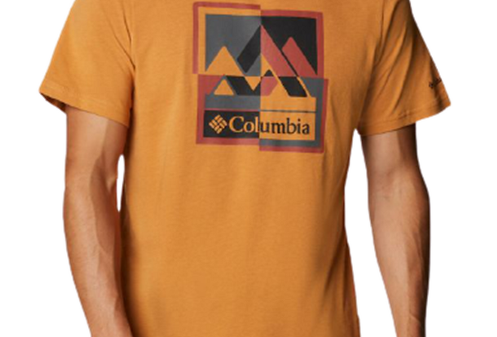 COLUMBIA ALPINE WAY GRAPHIC TEE 1888893-743