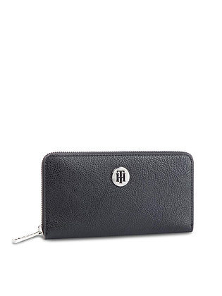 TOMMY HILFIGER TH CORE LRG ZA WALLET AW0AW06500