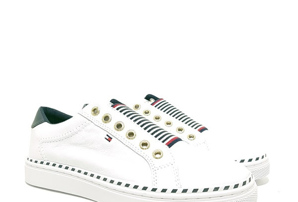 TOMMY HILFIGER TOMMY ELASTIC CITY SNEAKER FW0FW04783-YBS