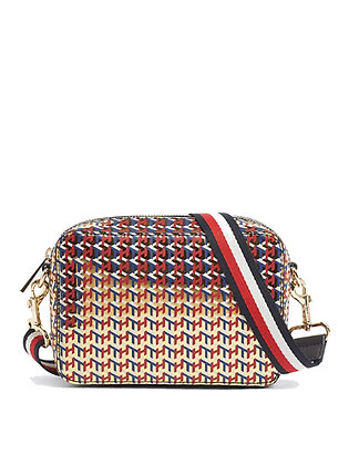TOMMY HILFIGER ICONIC TOMMY CROSSOVER MONO AW0AW07593 OH1