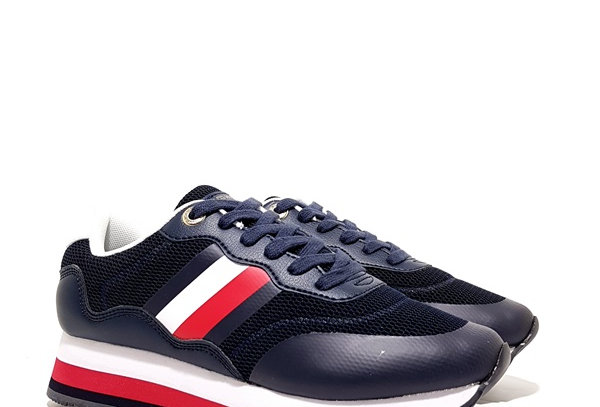 TOMMY HILFIGER SPORTY TOMMY RETRO RUNNER FW0FW04688-DW5