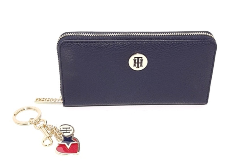 TOMMY HILFIGER TH CORE ZA WALLET GI AW0AW05868 901
