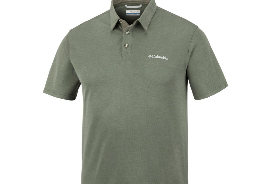 COLUMBIA NELSON POINT POLO EO0035-213