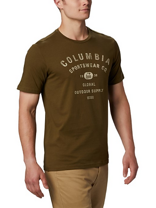 COLUMBIA M PATH LAKE GRAPHIC TEE 1888793-327