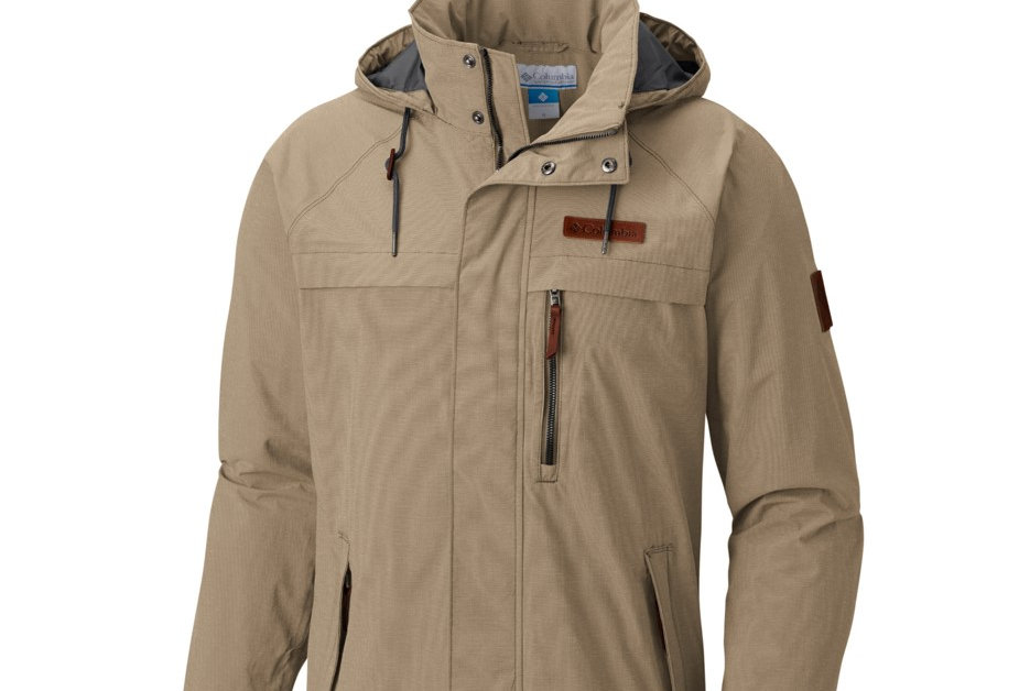 COLUMBIA MEN'S GOOD WAYS JACKET RM1017-265