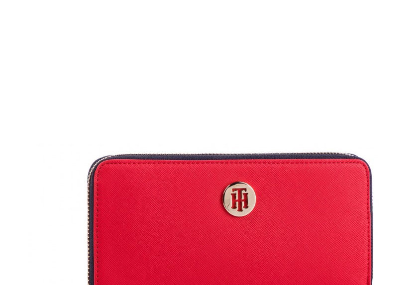 TOMMY HILFIGER HONEY LRG ZA WALLET AW0AW06491