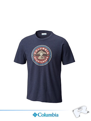 COLUMBIA JO0015-464 BRIGHTWOODS BASIN™ SHORT SLEEVE TEE