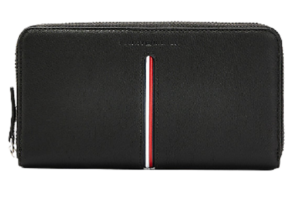 TOMMY HILFIGER TH DOWNTOWN ZA WALLET AM0AM07307-BDS
