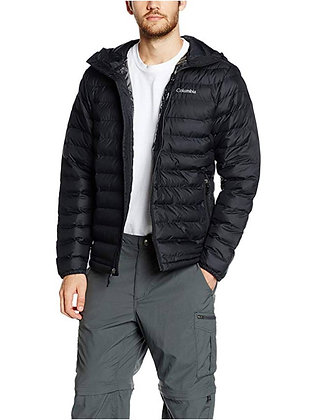 COLUMBIA POWDER LITE HOODED JACKET WO1151-010