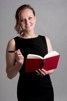 Isabeau Kelm - Author