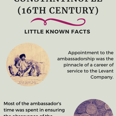 Ambassadors to Constantinople (16th Century)