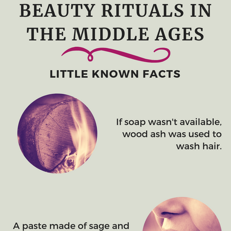 Beauty Rituals in the Middle Ages