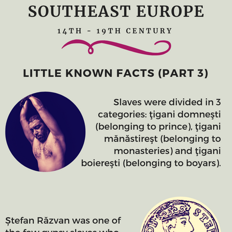 Slavery in Southeast Europe (Part 3)