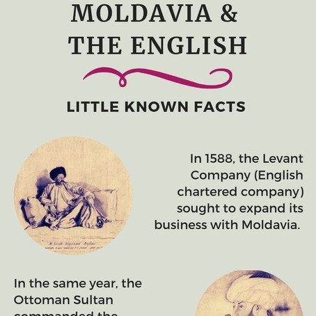 Moldavia & The English
