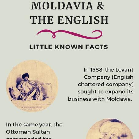 Moldavia & The English