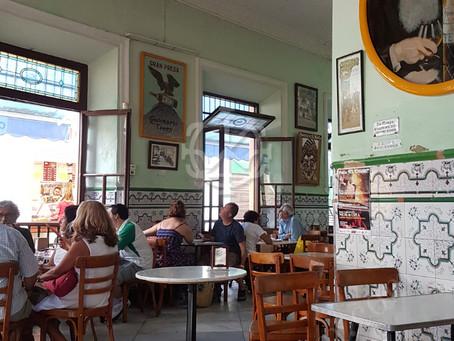 Breakfast with Rafael Alberti - Frühstück mit Rafael Alberti