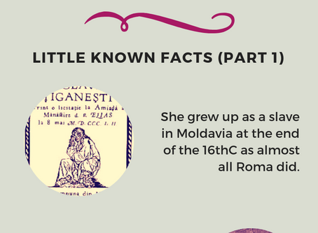 The Forgotten Gypsy Princess - Little Known Facts