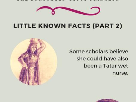 Irina Botezata - The Forgotten Gypsy Princess (Little Known Facts Part 2)