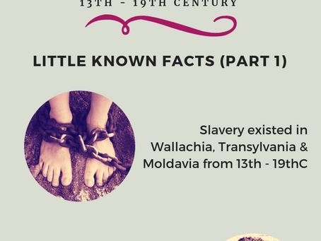 Slavery in Southeast Europe - Little Known Facts (Part 1)