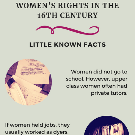 Women's Rights in the 16th Century