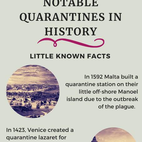 Notable Quarantines in the Renaissance