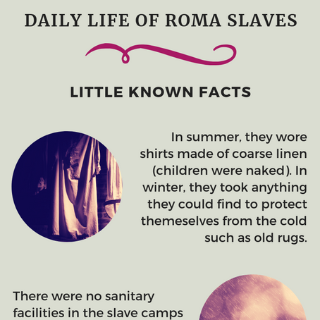 Daily Life of Roma Slaves - Little Known Facts