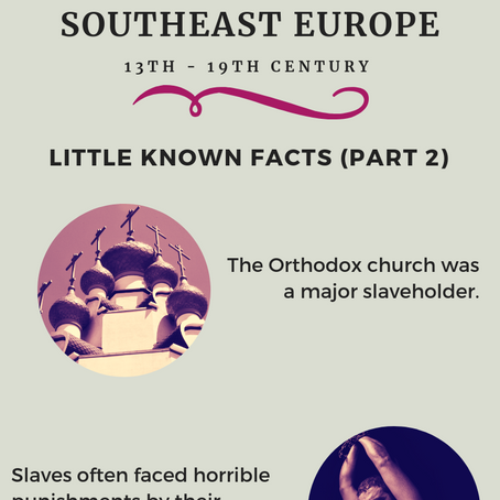 Slavery in Southeast Europe - Little Known Facts (Part 2)