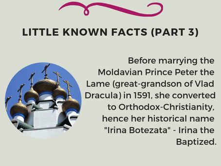 The Forgotten Gypsy Princess - Irina Botezata (Part 3)