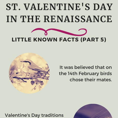 St. Valentine Day in the Renaissance