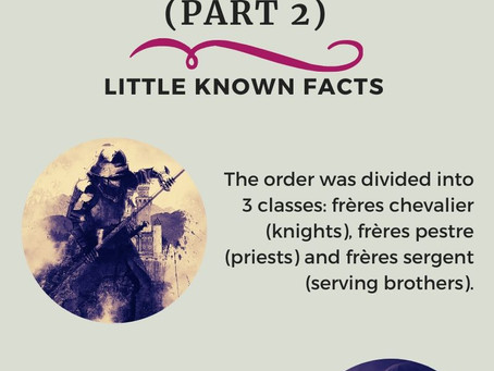 Introducing the Knights of Malta (Part 2)