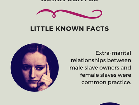 Gender Disparity Among Roma Slaves - Little Known Facts