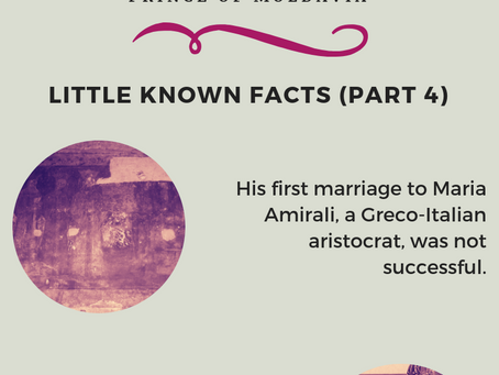 Peter VI The Lame - Prince of Moldavia: Little Known Facts (Part 4)