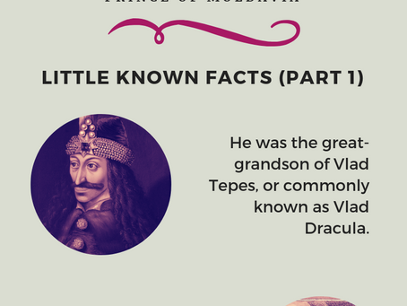 Little Known Facts About Peter The Lame (Part 1)