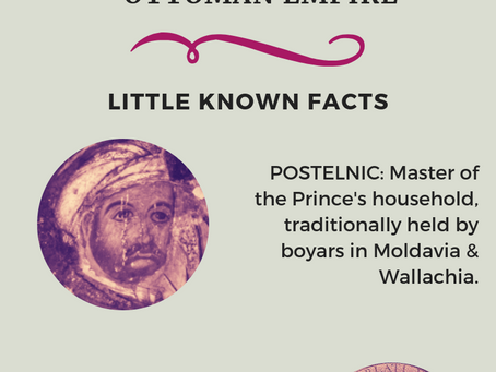 Historical Political Ranks - Ottoman Empire: Little Known Facts