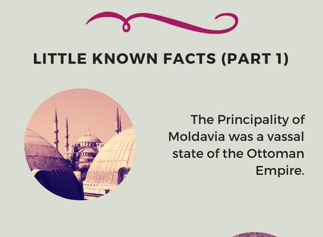 Moldavia - Little Known Facts (Part 1)