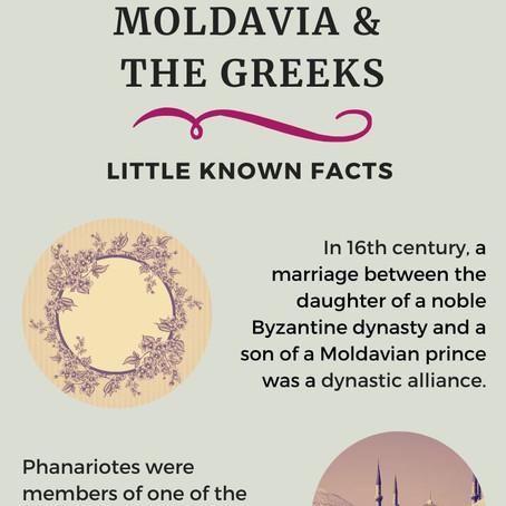 Moldavia & The Greeks
