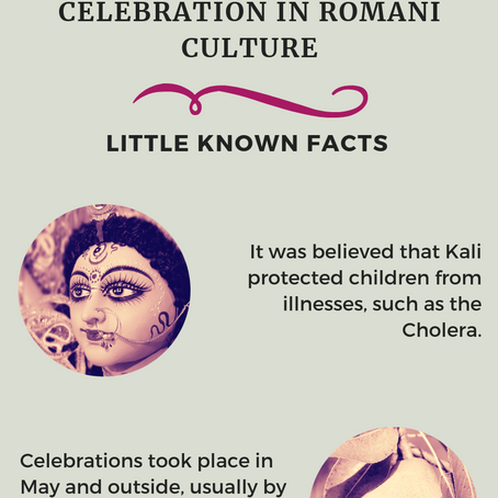 Tradtional Sara-la-Kali Celebration in Romani Culture