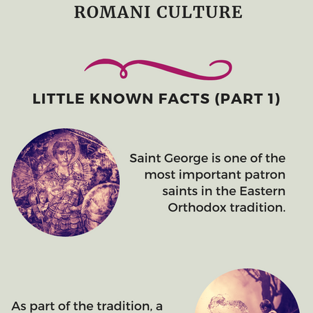 St. George's Day in Romani Culture