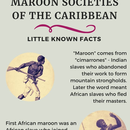 Maroon Societies of the Caribbean