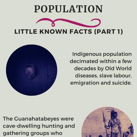 Cuba's Indigenous Population